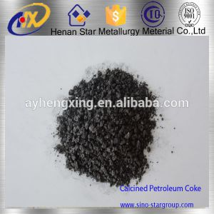 Calcined Petroleum Coke As Carbon Additive From Henan Star