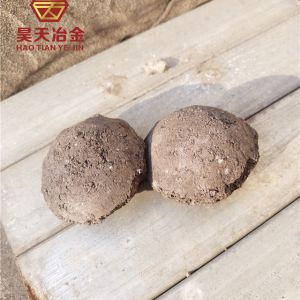 Superior Quality Ferro Silicon Briquette/Ferro silicon ball for steelmaking