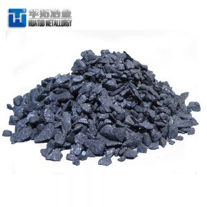 FeSi Alloy Used As Nucleating Agent In Steelmaking / Casting / Metallurgy