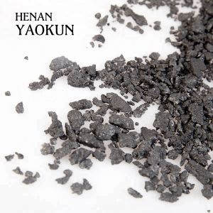 Petroleum Coke Carbon Raiser With High Carbon