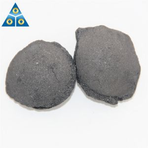Supply Si65%min Ferrosilicon briquette as Steel making additives