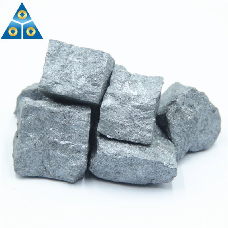 High Purity Low Al Ferro Silicon72% / FeSi72% With Reasonable Price for Steel Making