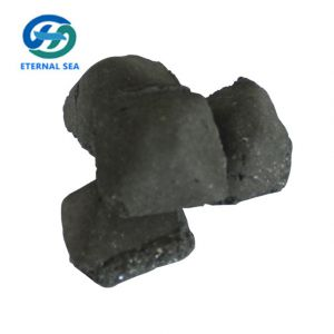 High Quality  Si-Fe  Briquette With Different Grade  Ferro Silicon Briquette