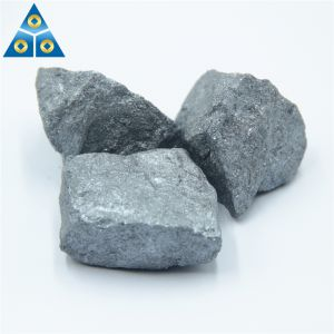 China Manufacturers Supply  Ferro Alloys Ferro Silicon Used for Seel-making