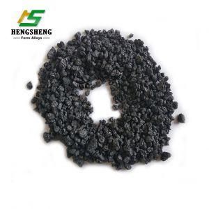 FC 98.5% S 0.05% Size 1-4mm Graphitized Petroleum Coke GPC Price