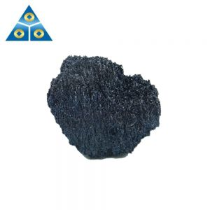 Oxidized 55% Black Silicon Carbide Releasing Lots of Heat Energy