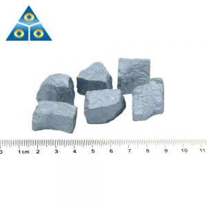 Anyang Experienced Magnesium Alloys Rare Earth Magnesium Ferro Silicon Alloy Nodulizer