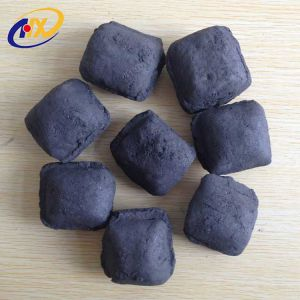 Anyang Star Supply High Quality Sife Alloy/Si Briquette