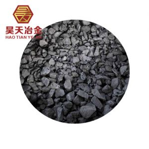 black silicon carbide granule
