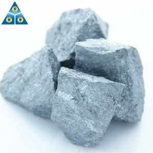 Steel Making Raw Material of Ferro Silicon With Size 0-3mm 10-50mm