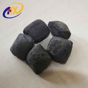 Silver Grey 10-50mm Used In Steelmaking Slg Better Quality of Silicon Briquette Grade 55 Refractory Silica Sand